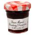 Bonne Maman Strawberry Preserves - jar F04-1044423-3100 - 1 oz strawberry preserve in glass jar. From France. A convenient travel size for on the go.