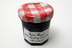 Bonne Maman Wild Blueberry Preserves - jar F04-1044426-3100 - 1 oz wild blueberry preserve in glass jar. From France. A convenient travel size for on the go.