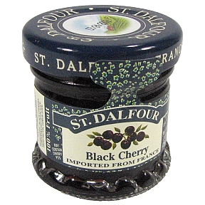 St. Dalfour Black Cherry (jar) F04-1048305-3100