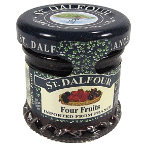 St. Dalfour Four Fruits (jar) F04-1048310-3100
