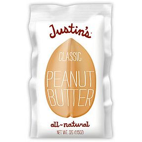 Justins Natural Classic Peanut Butter 1.15 F06-0158504-1200 - 1.15 oz classic peanut butter in individual size packet. All-natural. Gluten-free & dairy-free.