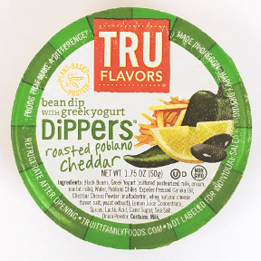 Truitt Family Foods TRU Flavors Tasty Dippers- Apple Cinnamon Copy F06-0486605-2300-COPY