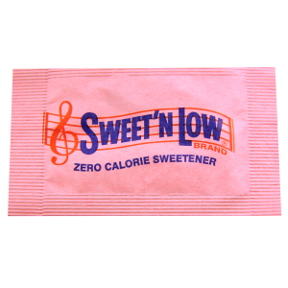 Sweet'N Low sugar substitute F08-0207000-1000 - 0.035 oz travel size sugar substitute in individual size packet. A convenient travel size for on the go.