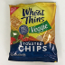 Nabisco Wheat Thins Toasted Veggie Chips F09-0109605-8300 - 1.75 oz package.