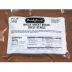 Bridgford Whole Wheat Bread F10-0539153-8200 - 3.5 oz Shelf Stable Bread.