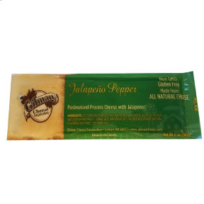 Gilman Cheese Jalapeno Pepper Bar F12-0289601-7100