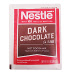 Nestle Dark Chocolate Flavor Hot Cocoa Mix F20-1002404-7100 - 0.71 oz dark chocolate flavor hot cocoa beverage mix in individual size packet. A convenient travel size for on the go.
