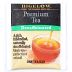 Bigelow Premium Decaffeinated Black Tea F20-1623802-0000 - Single tea bag in unsealed packet. Naturally decaffeinated black tea.