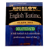 Bigelow English Teatime Decaffeinated F20-1623810-0000 - Single tea bag in sealed packet.