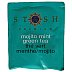 Stash Mojito Green Tea F20-1723703-0000 - Single tea bag in sealed packet. 100% natural ingredients.