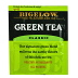 Bigelow® Green Tea Classic F20-1723803-0000-Single tea bag in sealed packet. Healthy antioxidants. All Natural.