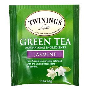 Twinings Of London Green Tea With Jasmine Tea Bag