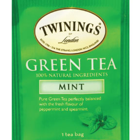 Twinings® of London Green Tea Mint F20-1726905-0000
