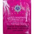 Stash Wild Raspberry Hibiscus Herbal Tea F20-1823703-0000 - Single tea bag in sealed packet. 100% natural ingredients. Caffeine free.