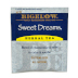 Bigelow Sweet Dreams Herb Tea F20-1823808-0000 - Single tea bag in sealed packet. Natural. A relaxing blend of chamomile and hibiscus flowers.