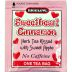 Bigelow Sweetheart Cinnamon Herb Tea F20-1823818-0000 - Single bag in sealed packet.  Gluten Free.  Herb tea kissed with sweet apple.  No caffeine.