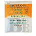 Bigelow Perfect Peach Herb Tea F20-1823819-0000 Single bag in sealed packet.