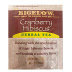 Bigelow Cranberry Hibiscus Herb Tea F20-1823820-0000 - Single bag in sealed packet.