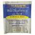 Bigelow Wild Blueberry with Acai Herb Tea F20-1823821-0000 - Single bag in sealed packet.