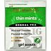 Bigelow® Thin Mints® Herbal Tea - Girl Scouts F20-1823830-0000-Single tea bag in sealed packet.