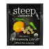 Steep by Bigelow® Organic Chamomile Citrus Herbal Tea F20-1823852-0000-a single tea bag in sealed packet.