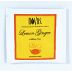 Novus® Lemon Ginger Herbal Tea F20-1839807-0000-Single bag in sealed package. Loose leaf tea in a tea bag. Caffeine Free.
