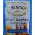 Twinings of London Cold Brewed Iced Tea Citrus Twist F20-2426909-0000 - Single bag in sealed packet.