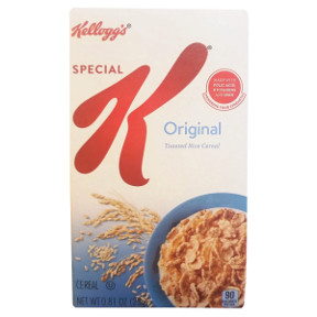 Kellogg's® Special K Cereal(box) F25-2509101-4100