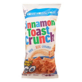 General Mills Cinnamon Toast Crunch Cereal On-The-Go F25-2509240-8100
