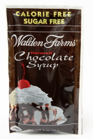 Walden Farms® flavored Chocolate Syrup F28-2948501-1200