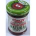 Cherryman Maraschinos F29-2934001-3200 - 2 oz. maraschino cherries in glass jar.