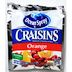 Ocean Spray® Craisins® Orange F30-3017406-1200-1.16 oz. individual package.