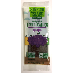 Stretch Island All Natural Fruit Strip - Harvest Grape F30-3041001-9100