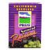 Prize California Seedless Natural Raisins .5 oz F30-3087601-4000-0.5 oz. travel size snack box.