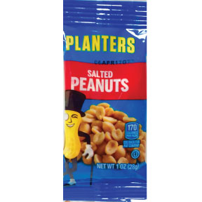 planters salted peanuts travel size amp miniature products 87792