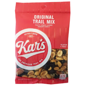 Kar's® Unsalted Trail Mix Original Blend F30-3227614-4300