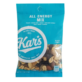 Kar's® Unsalted Trail Mix All Energy F30-3227615-4300