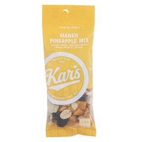 Kar S Unsalted Trail Mix Mango Pineapple Travel Size
