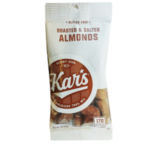 Kars Salted Almonds Travel Size Amp Miniature Products