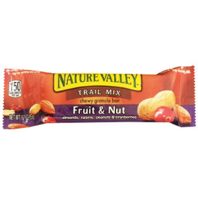 Nature Valley Trail Mix Chewy Fruit & Nut Bar F30-4029106-8100