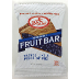 Betty Lou's Gluten Free Fruit Bar - Blueberry F30-4032711-8200 - 2 oz fruit bar in individually sealed package. Gluten Free.