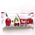 That's It.® Fruit Bar Apple & Cherry F30-4085705-8100 - 1.2 oz fruit bar. No added sugar.