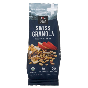Avalanche Swiss Granola - Fruit Basket, F30-4135204-8200