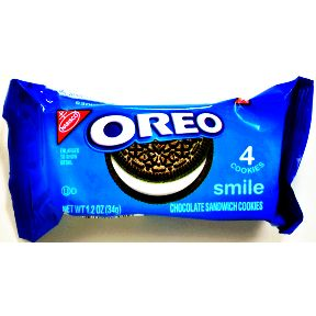 Nabisco Oreo 4 Pack Travel Size Amp Miniature Products