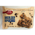Betty Crocker Chocolate Chip Oatmeal Bar F32-3939003-8200 - 1.24 oz travel size chocolate chip oatmeal bar in individually sealed package.
