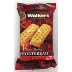 Walkers Pure Butter Shortbread  - Scotland 1.4 oz, F32-3964802-8201, 1.4 oz. sealed travel size package of 2 shortbread cookies. Product of Scotland.