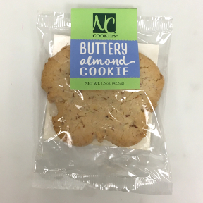 Nikkis® Cookies Buttery Almond, F32-4070214-8100