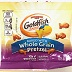 Pepperidge Farm® Goldfish Baked Whole Grain Pretzel F40-4530001-8100 - 0.75 oz. bag. 10 g. of whole grain per serving.