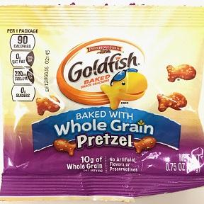 Pepperidge Farm 174 Goldfish Baked Whole Grain Pretzel