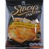 Stacy's Brand Pita Chips - Parmesan Garlic & Herb F40-4840403-8200 - 1.5 oz sealed bag.